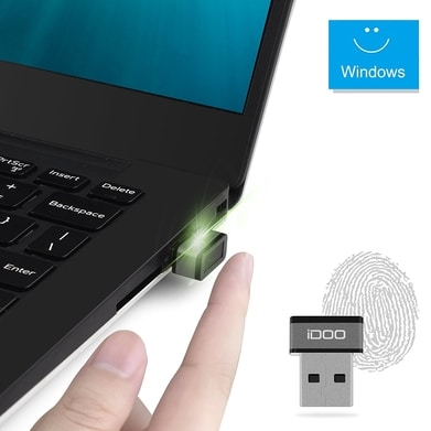 Laptops with fingerprint scanner
