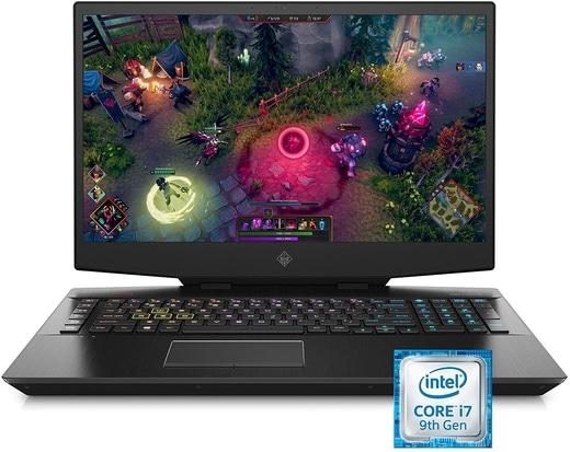 HP Omen 17 - Best Laptop for Call of Duty: Modern Warfare